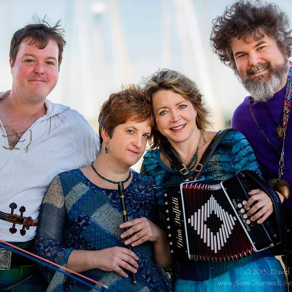Ocean Celtic Quartet