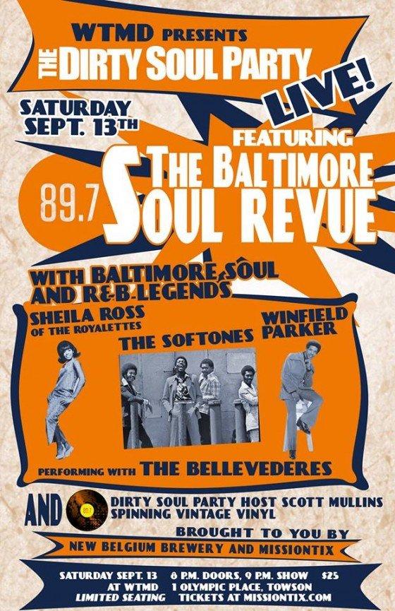 Baltimore Soul Revue