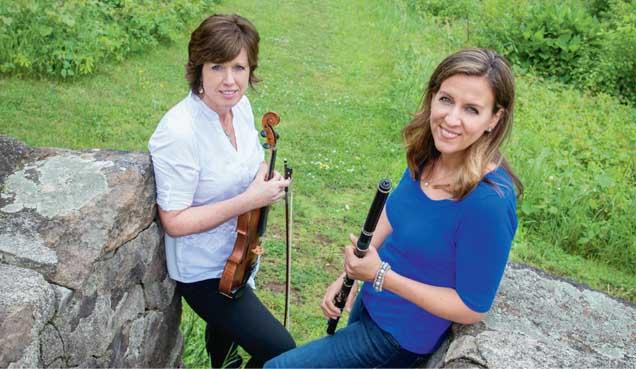 Rose Flanagan & Laura Byrne