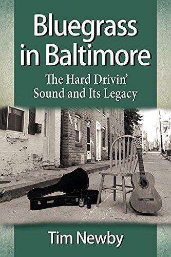 Tim Newby: Bluegrass in Baltimore