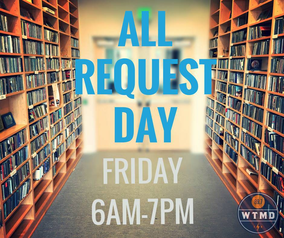 WTMD All Request Day