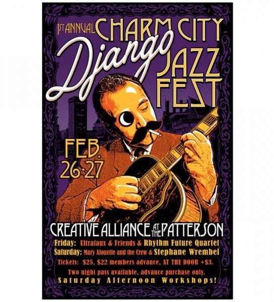 Charm City Django Jazz Festival