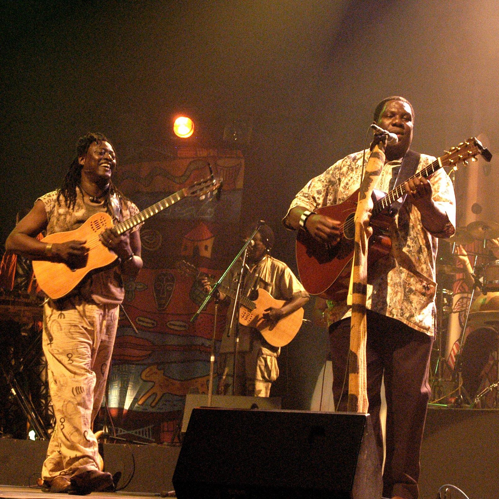Habib Koité & Vusi Mahlasela