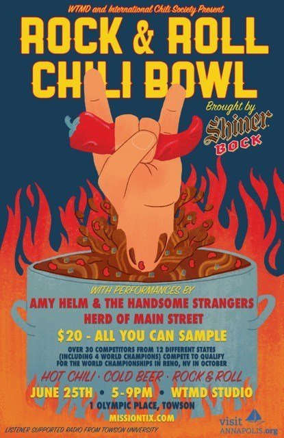 Rock & Roll Chili Bowl