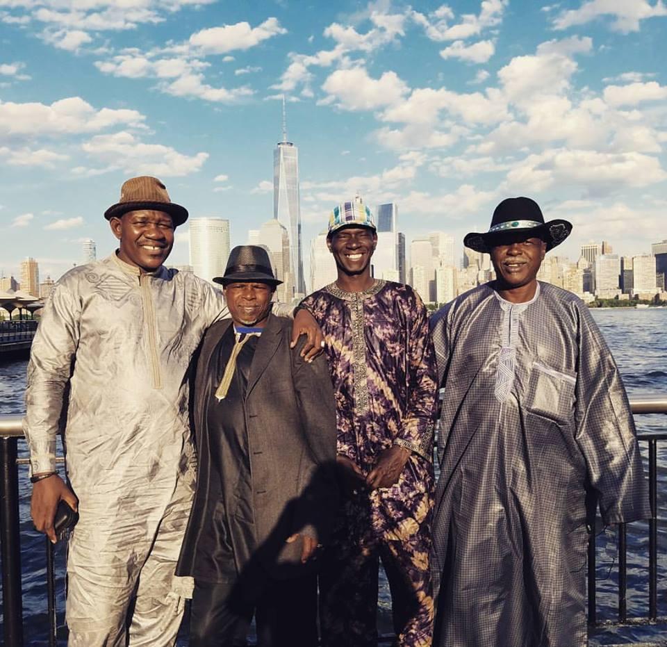 Mamadou Kelly and Ban Kai Na