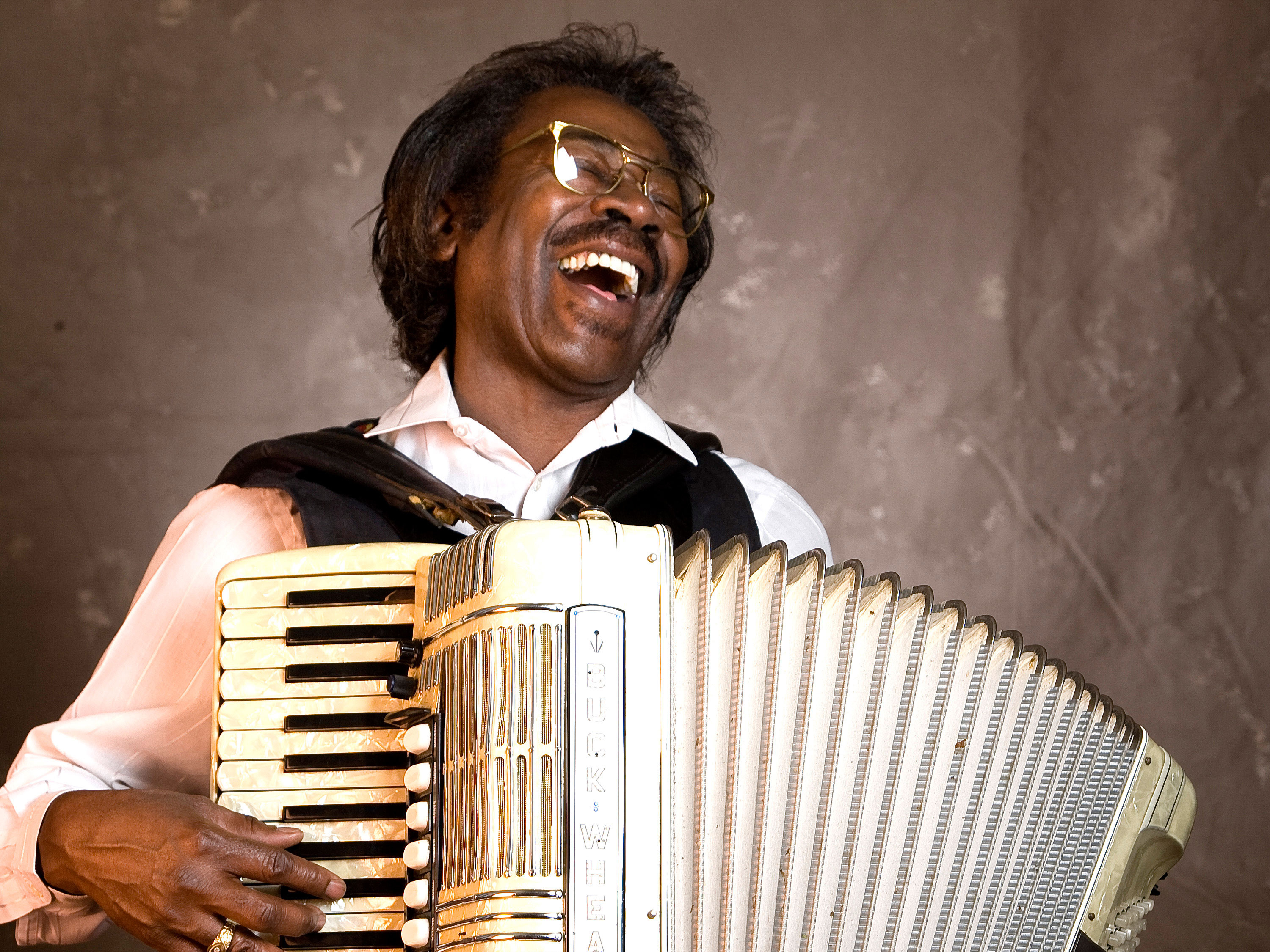 Buckwheat Zydeco (Stanley Dural, Jr.)