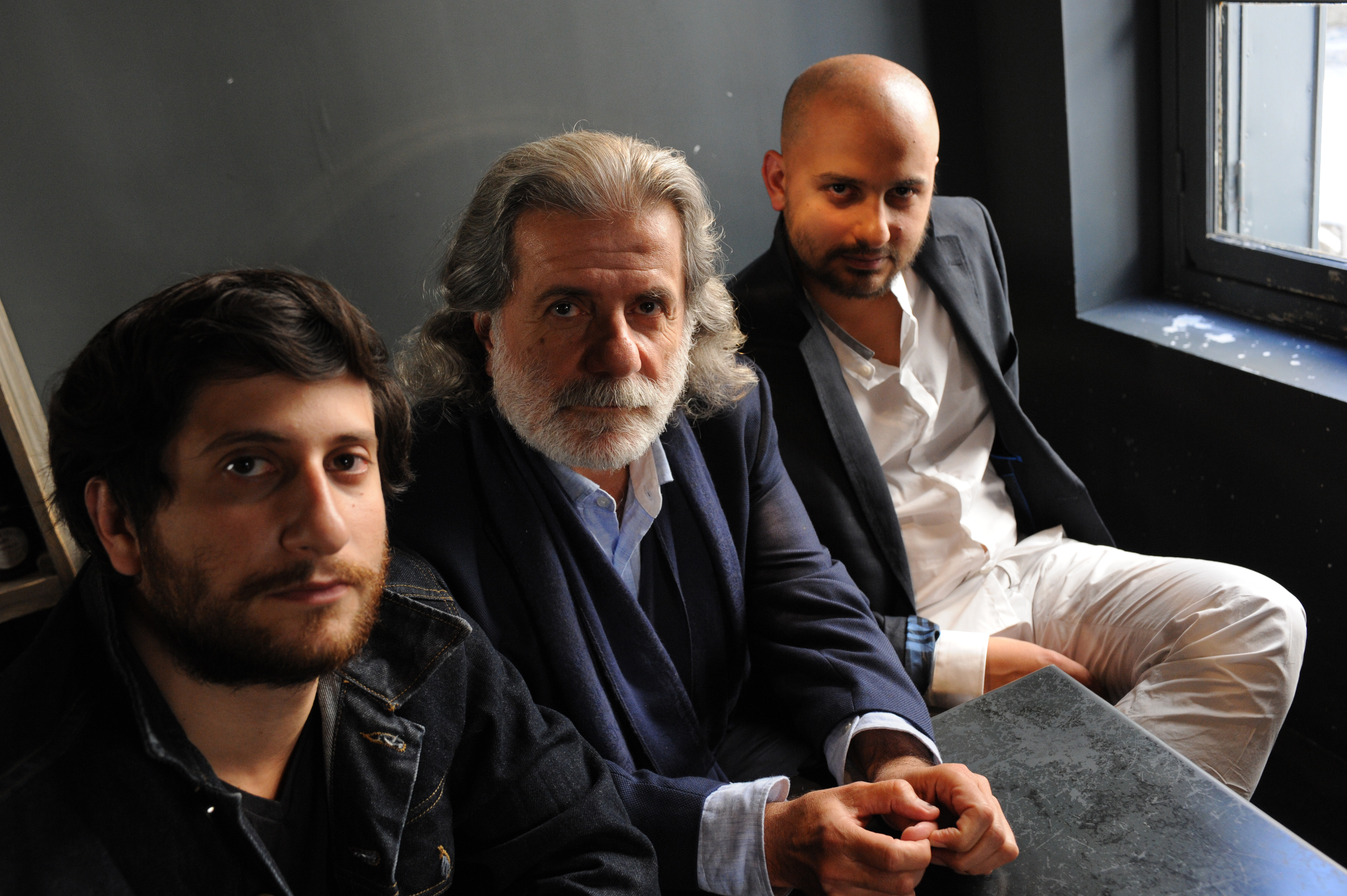 Marcel Khalife & sons