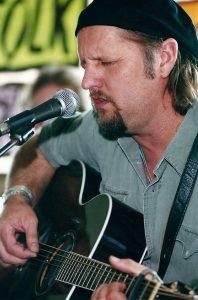 Jimmy LaFave (photo by Steven Sandick/Dirty Linen)