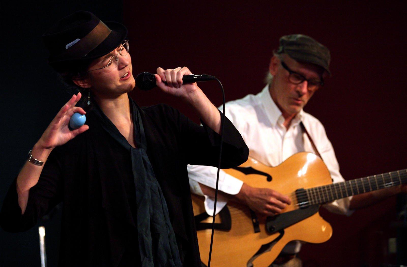 Edda Glass & Max Hatt