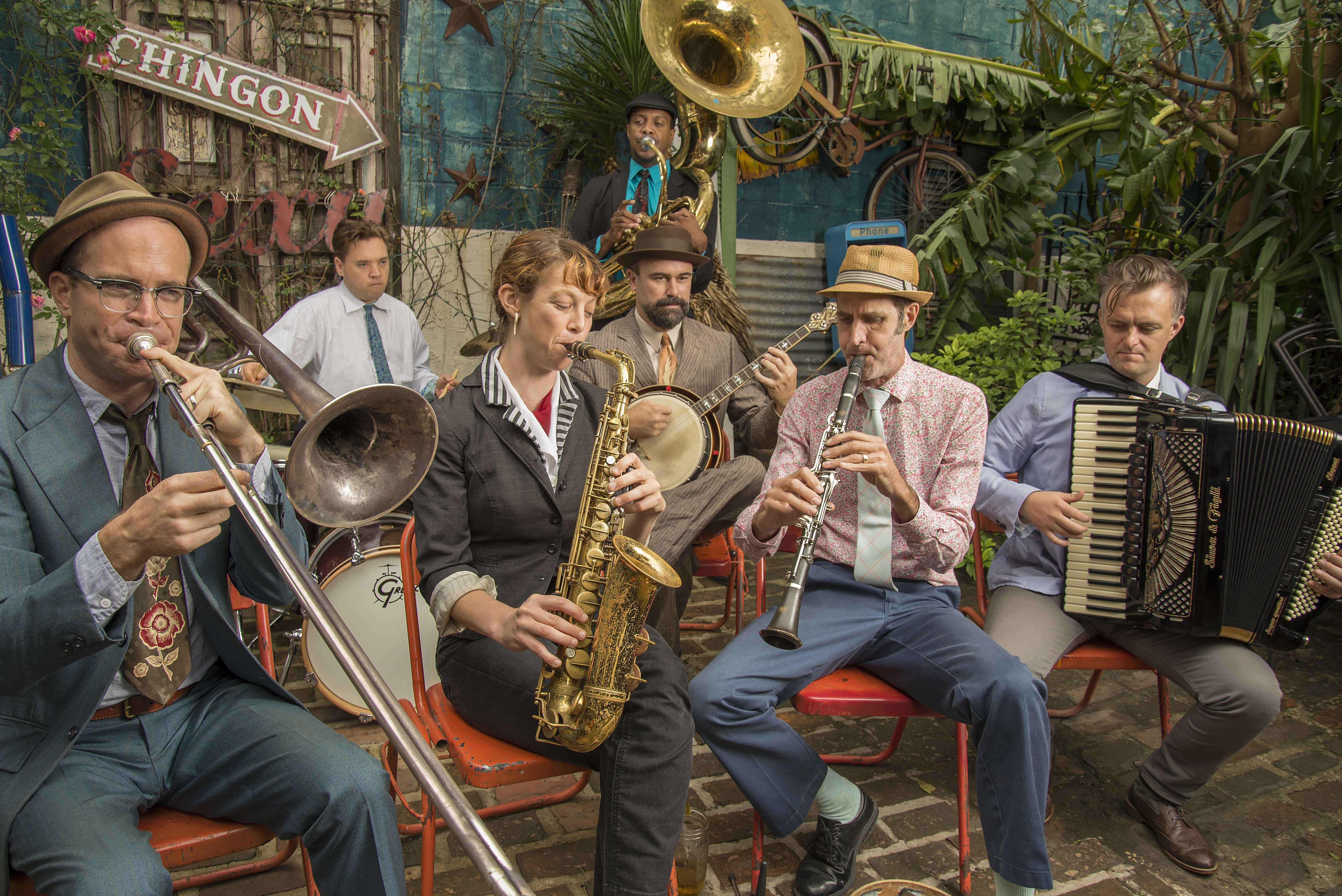 Panorama Jazz Band
