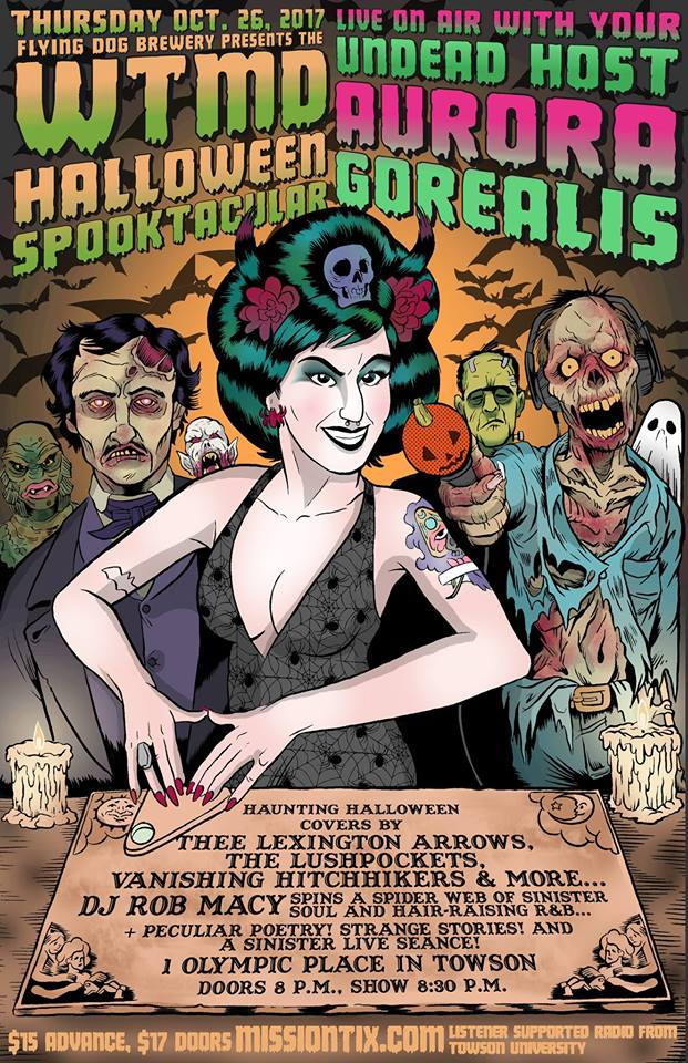 WTMD's Halloween Spooktacular