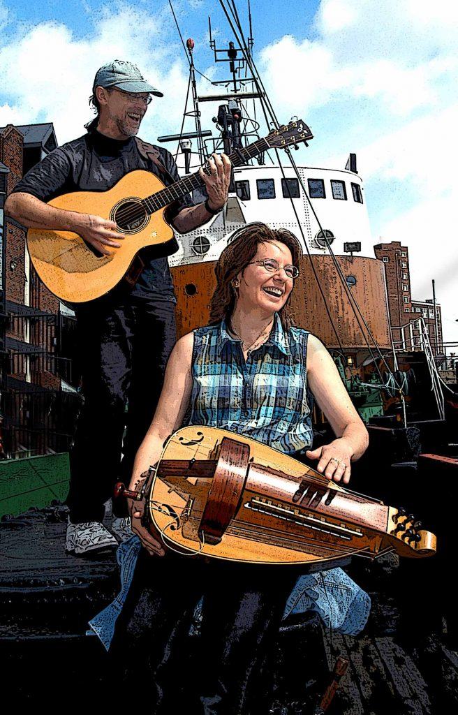 William Pint & Felicia Dale