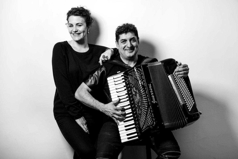 Eva Salina & Peter Stan