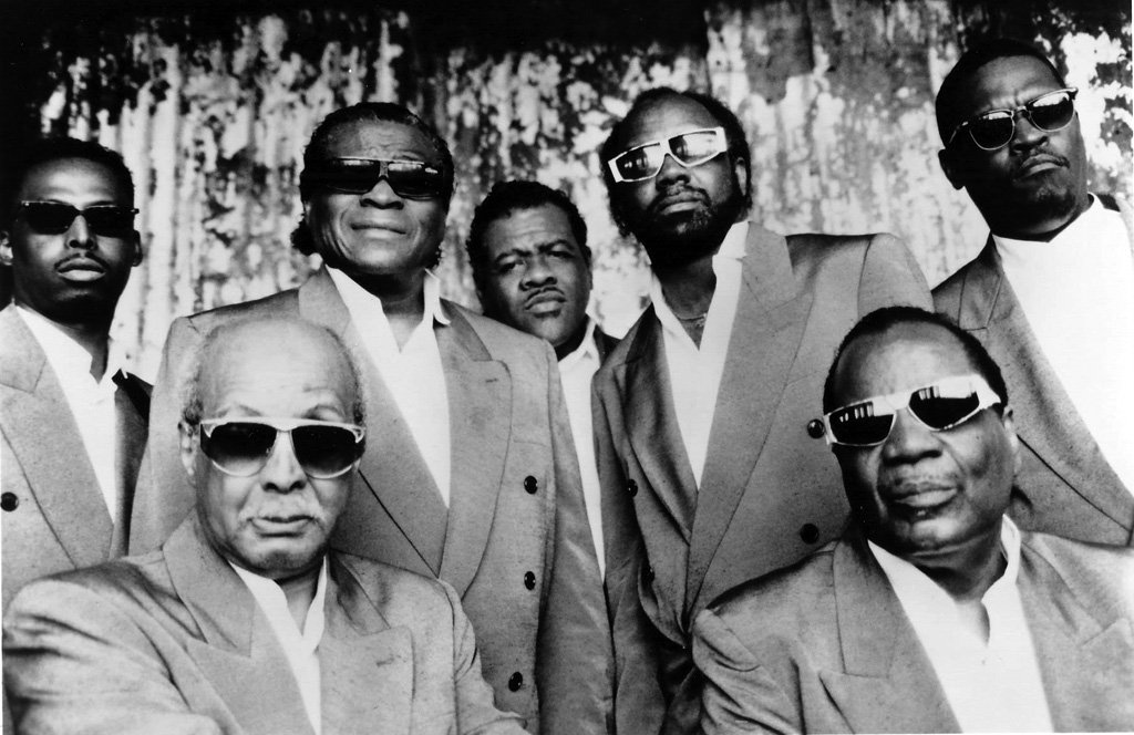 Blind Boys of Alabama (photo by Robert Zuckerman)