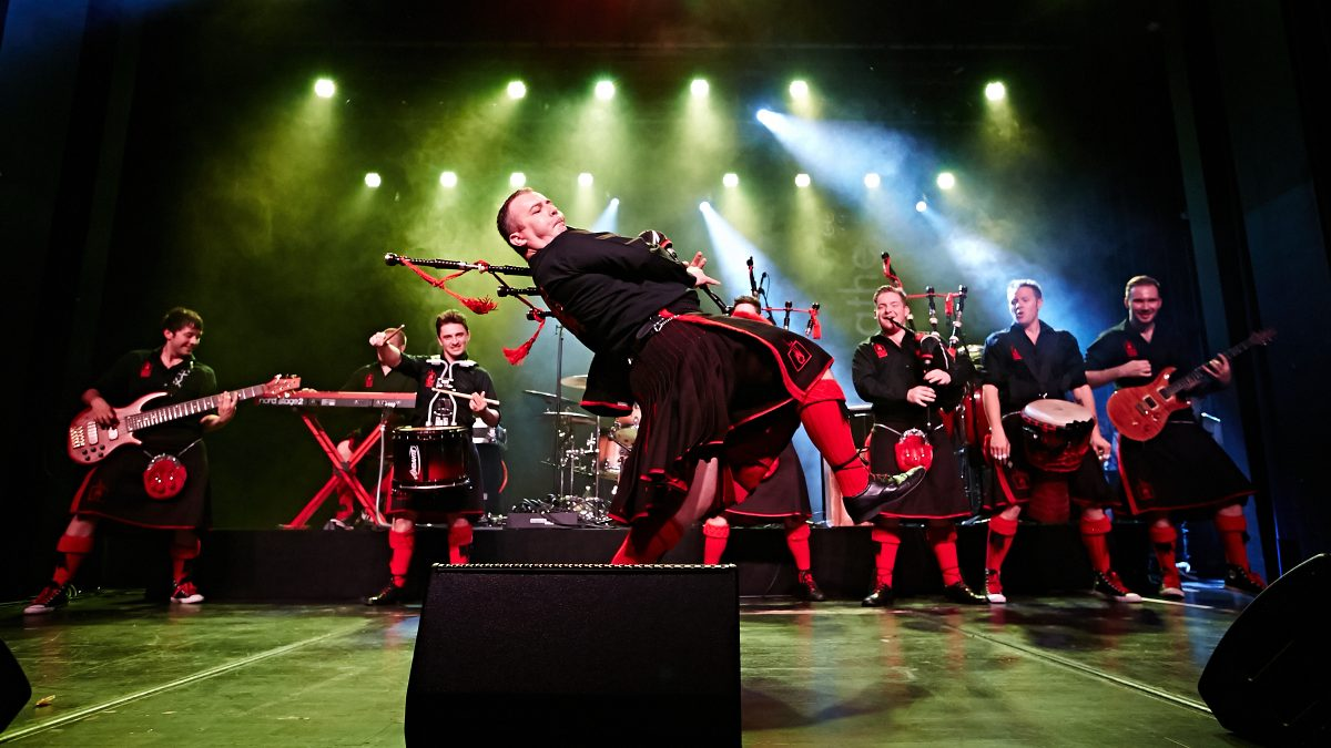 Red Hot Chili Pipers