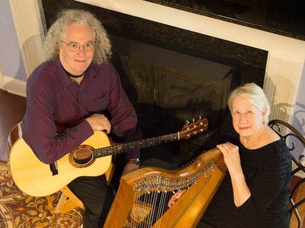 Robin Bullock & Sue Richards