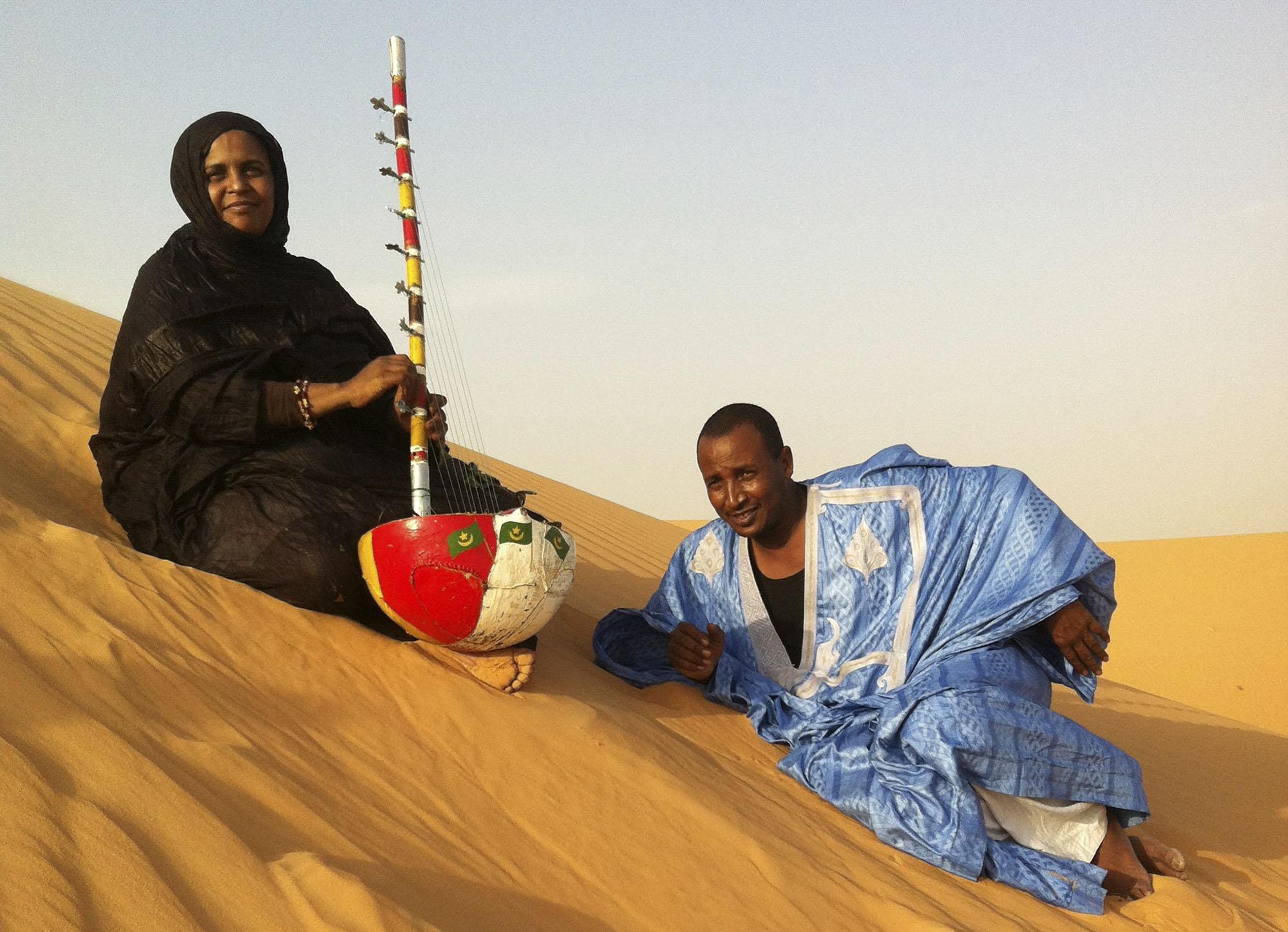 Noura Mint Seymali & Jeich Ould Chighaly