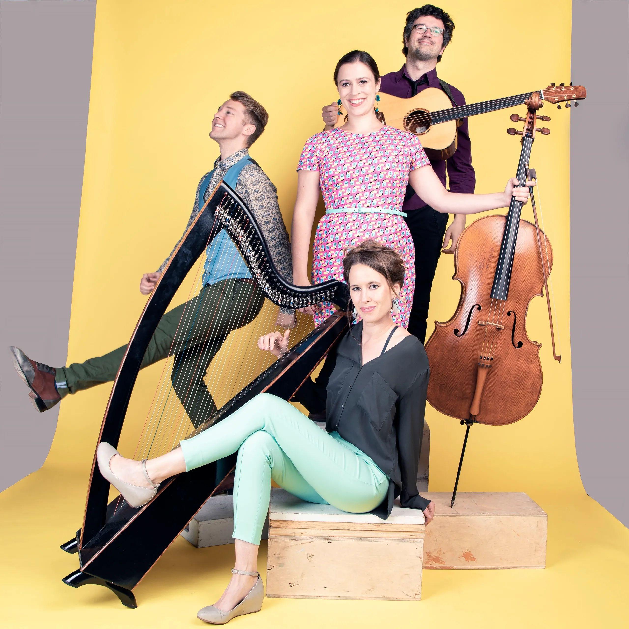 DuoDuo Quartet
