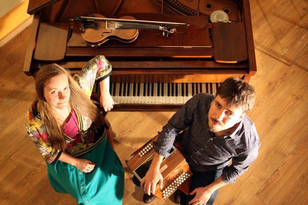 Emilyn Stam & Filippo Gambetta