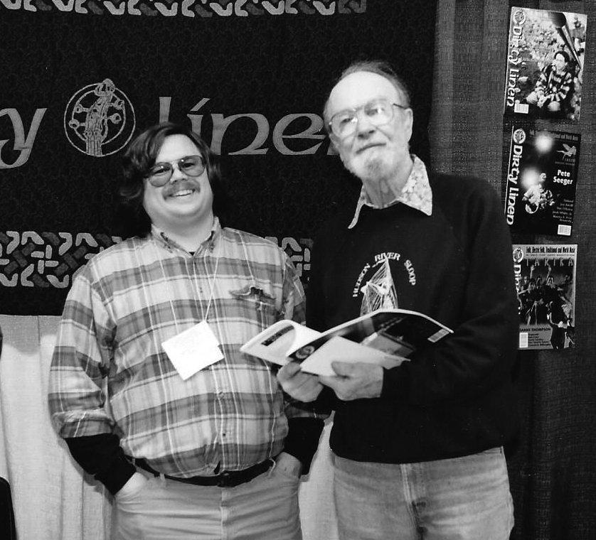 Paul Hartman & Pete Seeger