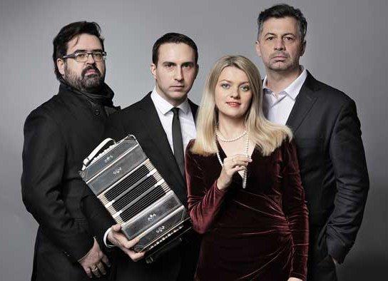 Olga Avigail Mieleszczuk & Tango Attack