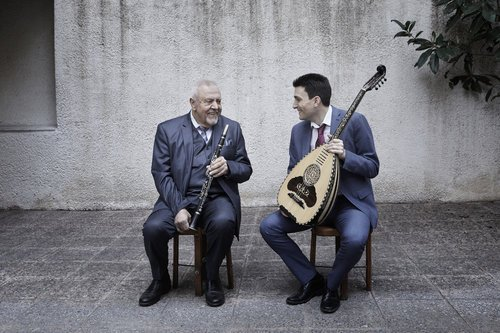 Petroloukas Halkias & Vasilis Kostas (photo by Giorgos Vitsaropoulos