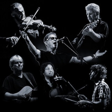 Oysterband (collage by Volker Neumann)