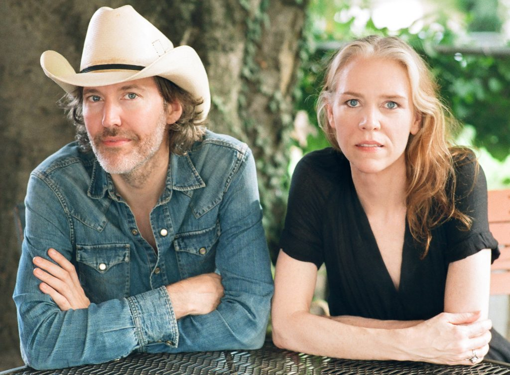 David Rawlings & Gillian Welch (photo by Henry Diltz)