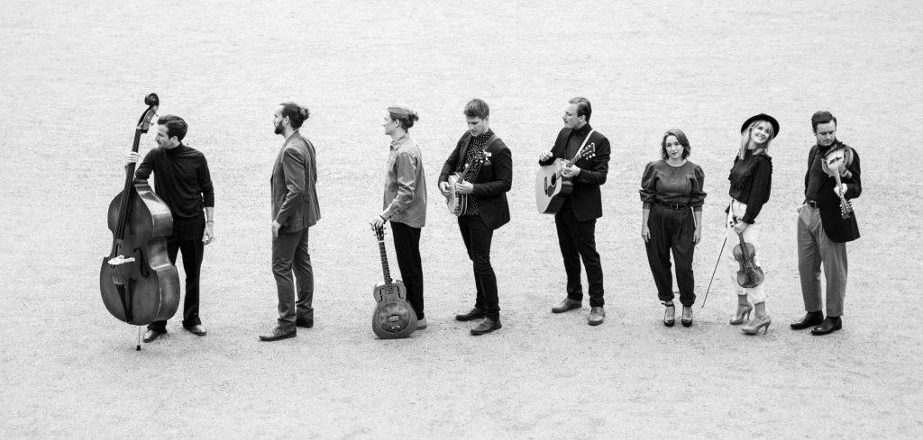 Hayde Bluegrass Orchestra