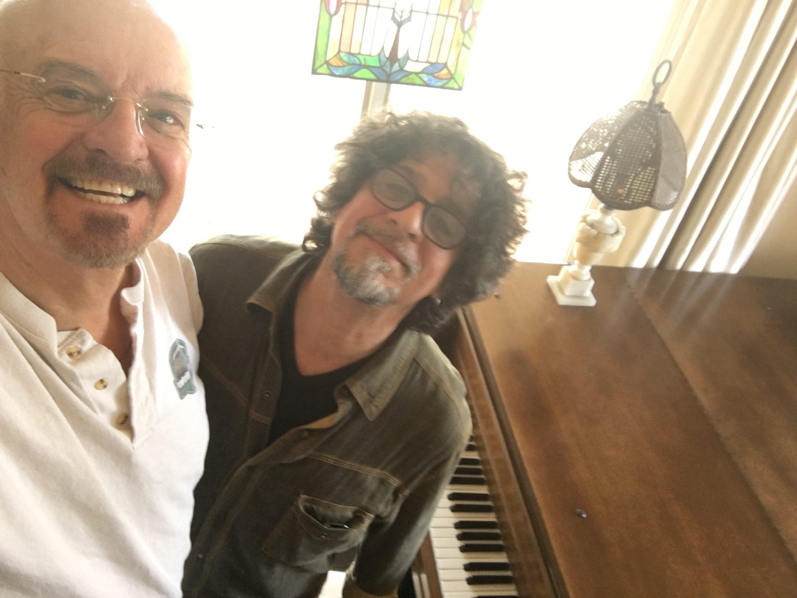 James Lee Stanley & Dan Navarro